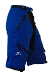 Expedition Recumbent Shorts Royal Blue