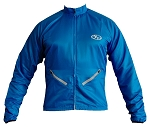 Wind Ace Cycling Jacket Electric Blue