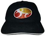 Bend It Cycling Brush Twill Cap - Black