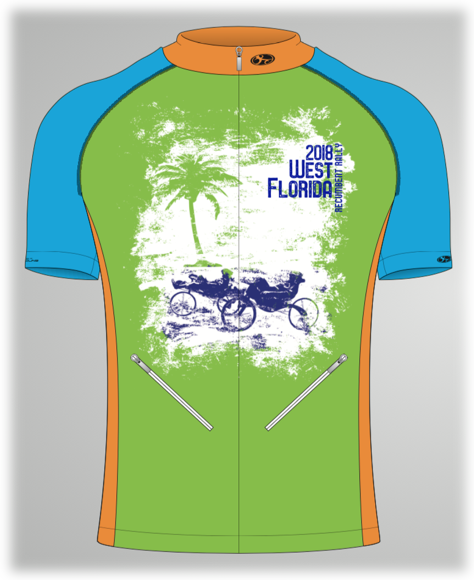 Bend It Custom Recumbent Wear