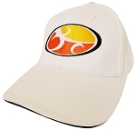 Bend It Cycling Brush Twill Cap - Stone