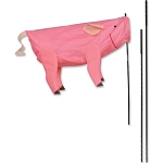Windicator Flag - Pig