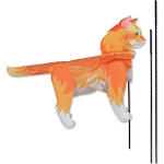 Windicator Flag - Tabby Cat