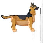 Windicator Flag - German Shepherd